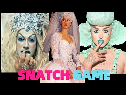Canada's Drag Race | Episode 5  Snatch Game SPOILERS & Elimination!  Aintnogossip