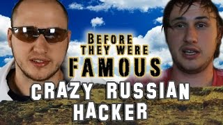 Video CRAZY RUSSIAN HACKER - Before They Were Famous MP3, 3GP, MP4, WEBM, AVI, FLV Oktober 2018