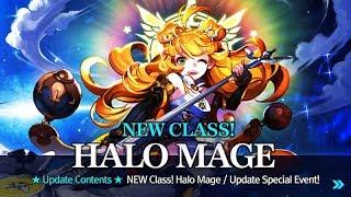 Video Kritika: The White Knights - Update v3.00  Halo Mage (Maga auréola) MP3, 3GP, MP4, WEBM, AVI, FLV Desember 2018