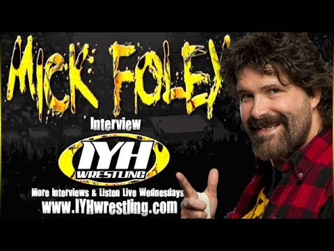 Mick Foley In Your Head Wrestling Interview