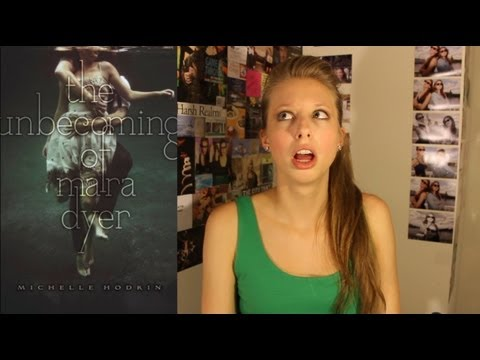 THE UNBECOMING OF MARA DYER BY MICHELLE HODKIN: booktalk with XTINEMAY