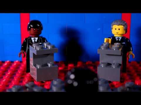 LEGO News to Me Returns – Bizarro Moderates the Debates