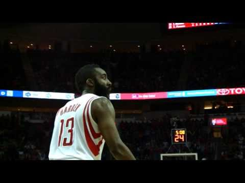 Video: Phantom: James Harden Throws the Hammer Down