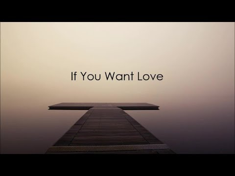 NF // If You Want Love Lyric Video