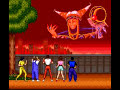 Mighty Morphin' Power Rangers SNES AREA 1