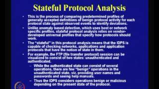 Mod-01 Lec-40 Firewalls And Intrusion Detection Systems
