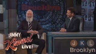Video Jimmy Kimmel's FULL INTERVIEW with David Letterman MP3, 3GP, MP4, WEBM, AVI, FLV Januari 2018