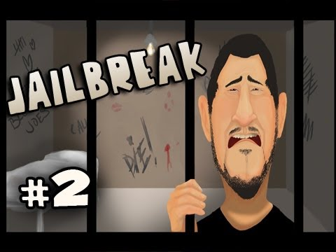 TO THE CAFETERIA - Jailbreak w/Nova, Immortal & Kevin (kinda) Ep.2 Video