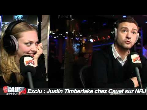 Exclu : Justin Timberlake chez Cauet sur NRJ