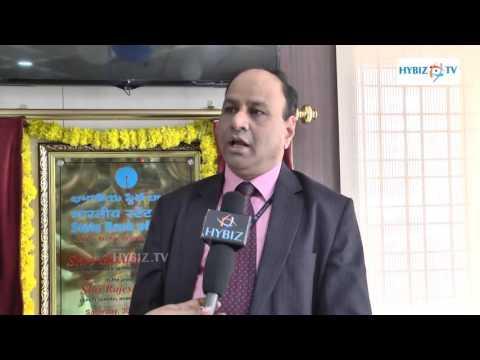 , Giridhar Kini-SBI Chirec Avenue Branch Kondapur