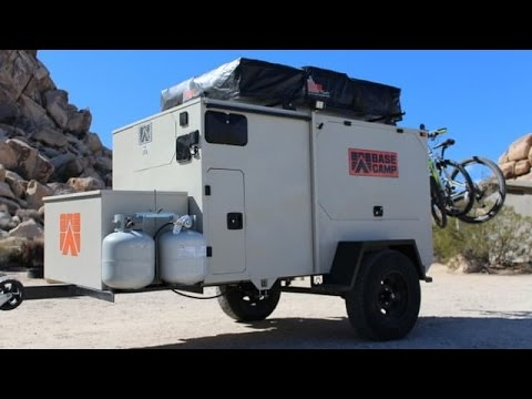 Mobilight Base Camp Trailer Package
