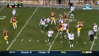 Terrance Williams vs Iowa State (2012)