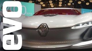 Renault Trezor concept explored   evo MOTOR SHOWS by EVO Magazine