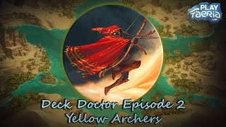 Deck Doctor returns with Episode 2! This week I'm doing a three episode special to help new players get up to speed with the top...