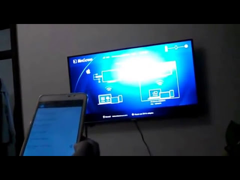 """Screen Mirror Android to TV Enable wireless option if """"NO Nearby Devices were found"""" Cast Screen"""