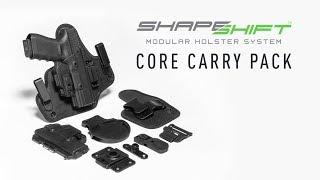 ShapeShift Modular Gun Holster Starter Kit | Alien Gear Holsters