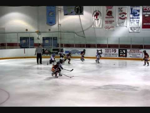 NWHL 2010-11 Midwest Maniax mite champions