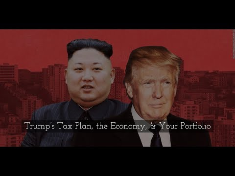Trump's Tax Plan, The Economy, & Your Portfolio - HOT TAKES from Money Matters - 09.28.2017