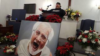 SAYING GOODBYE TO MY FATHER. (RIP ANGRY GRANDPA)