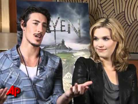 Haven - Emily Rose and Eric Balfour talk about their new TV series 'Haven,' which is based on Stephen King novella 'The Colorado Kid.' (Oct. 6)