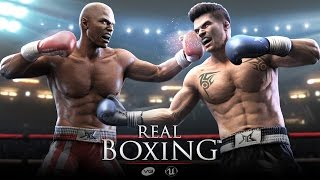 Real Boxing YouTube video