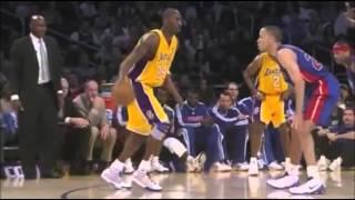 Kobe Bryant Sickest Ankle Breakers