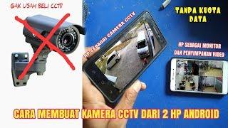 Video Cara Membuat Kamera CCTV Dari Ponsel Android MP3, 3GP, MP4, WEBM, AVI, FLV Desember 2018
