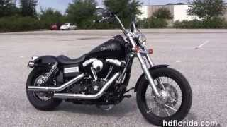 3. Used 2012 Harley Davidson Street Bob Motorcycles for sale in Florida