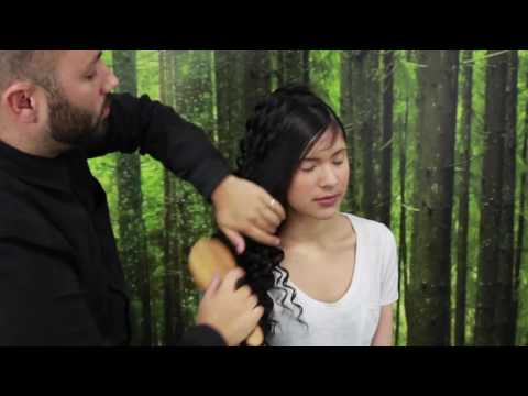 How to Create Glamorous Set Waves ¦ Josh Denholm ¦ Layered