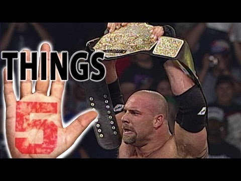 network - WCW takes the spotlight on this edition of Five Things. With all the classic WCW events available on WWE Network, Five Things suggests a few areas to explore...