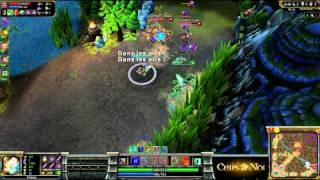 (HD128) The Frenchies - League Of Legends Replay [FR]
