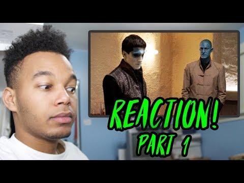 "Agents of SHIELD Season 5 Episode 10 ""Past Life"" REACTION! (Part 1)"