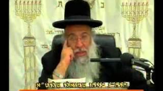 """המקובל הרב בניהו שמואלי – פרשת בא על פי הזוהר (ה'תש""""ע)"""