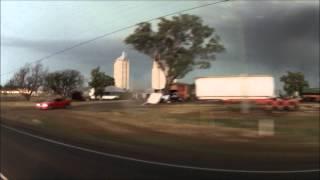 Oakey Australia  city pictures gallery : Oakey Supercell Saturday 17th Nov 2012