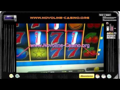 German Casino Slot machine Merkur Super 7 Reels Live Hit Big Win Casino Hand Pay
