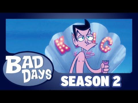 """Namor"" The Submariner - Bad Days - Season 2 Episode 5"