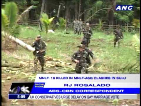 Video 22 dead in Abu Sayyaf-MNLF clashes: military download in MP3, 3GP, MP4, WEBM, AVI, FLV January 2017