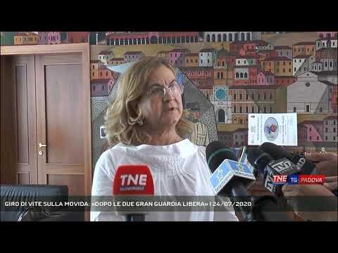 GIRO DI VITE SULLA MOVIDA: «DOPO LE DUE GRAN GUARDIA LIBERA» | 24/07/2020