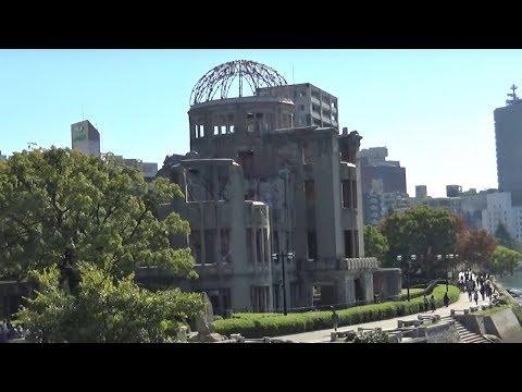 (10)中国地方の首都 広島市の旅【東海道山陽九州】広島駅  …
