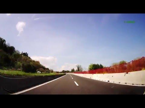 Путешествия. Море, природа и дороги Италии (видео)