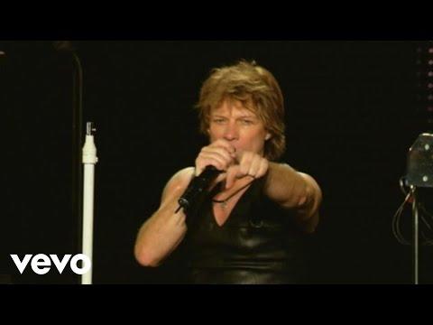 Bon Jovi – No Apologies
