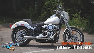 6. 2018 Harley-Davidson® FXLR - Softail® Low Rider® Bonneville Salt Pearl