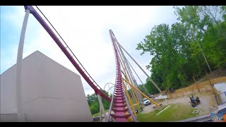 Mason (OH) United States  city photos gallery : Diamondback - Kings Island - 4K POV 2016 - Mason, Ohio