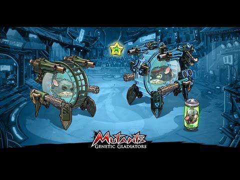 Mutants: Genetic Gladiators - Exo Cookie Overview
