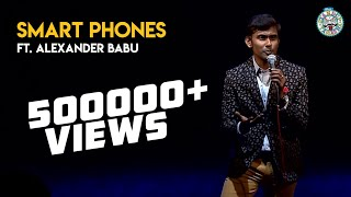 Cell Phones- Stand-Up Comedy Video by Alex