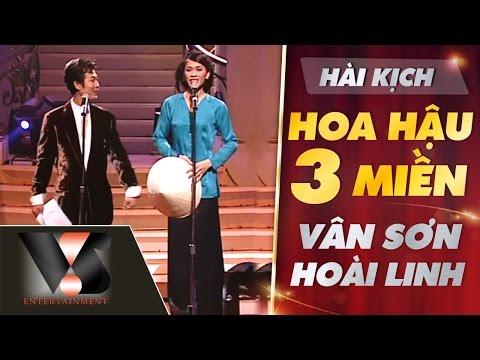 Hài kịch: Đi thi hoa hậu - Hoài Linh, Văn Long - liveshow Thanh Thảo 2009