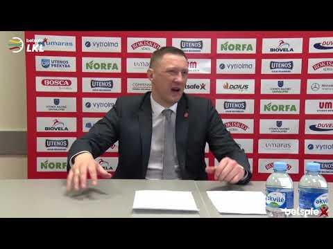 """Betsafe–LKL"" rungtynių komentarai: ""Juventus"" - ""Rytas"" [2019-04-14]"