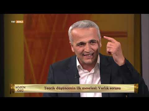 Sözün Özü - Prof. Dr. Ekrem Demirli