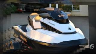5. Seadoo GTX 215 Small boat, PWC Year - 2013