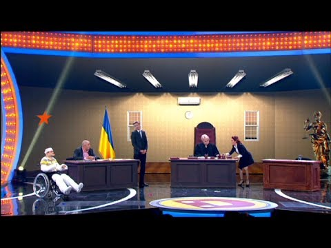 Как судили мэра города - Дизель Шоу | ЮМОР ICTV